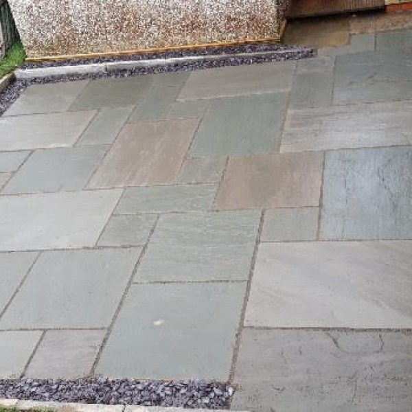 Indian Stone Patio Manchester